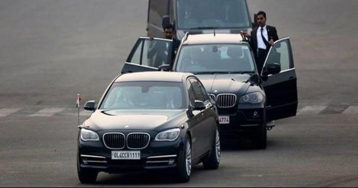 नोएडा में प्रधानमंत्री का काफिला रास्ता भटका, दो पुलिसकर्मियों पर गाज