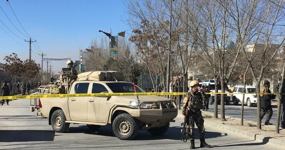 41 killed in Kabul attack, ISIS claims responsibility