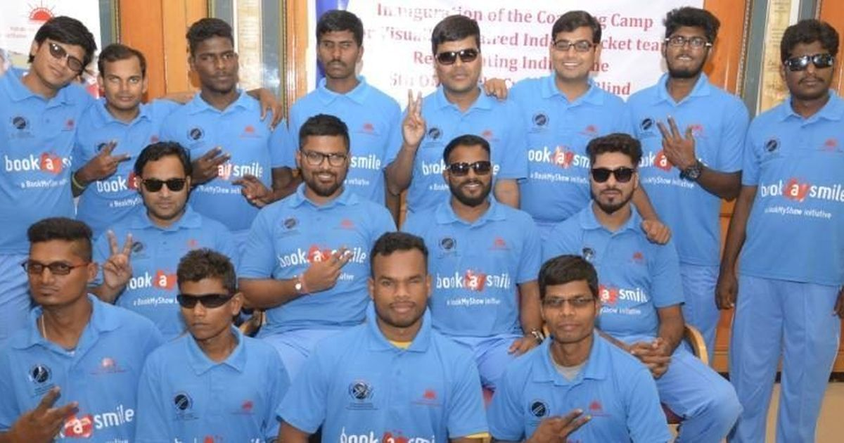 Prepared, excited, confident India head to Pakistan to defend Blind Cricket World Cup crown