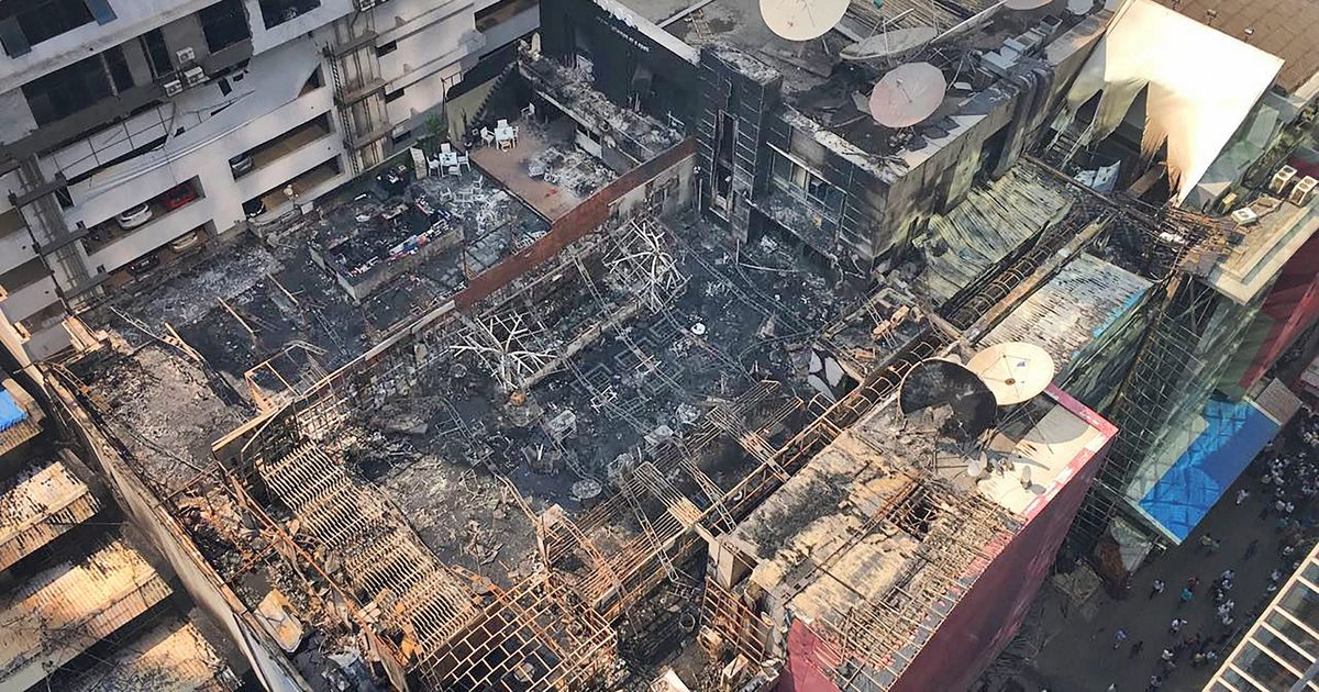 Kamala Mills fire kills 14: CM says guilty won't be spared, Opposition blames Mumbai civic body