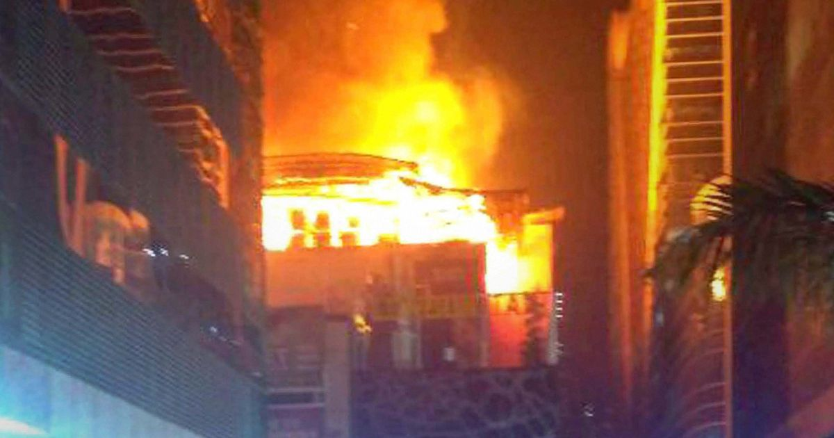 Kamala Mills: No fire audit was done at burnt eateries