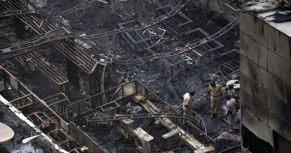 मुंबई में 14 लोगों की जान लेने वाली आग हुक्के से निकली चिंगारी से लगी थी : जांच रिपोर्ट
