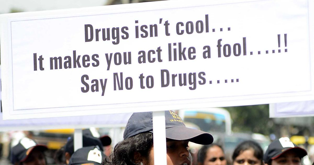Four students arrested in Delhi for drug peddling