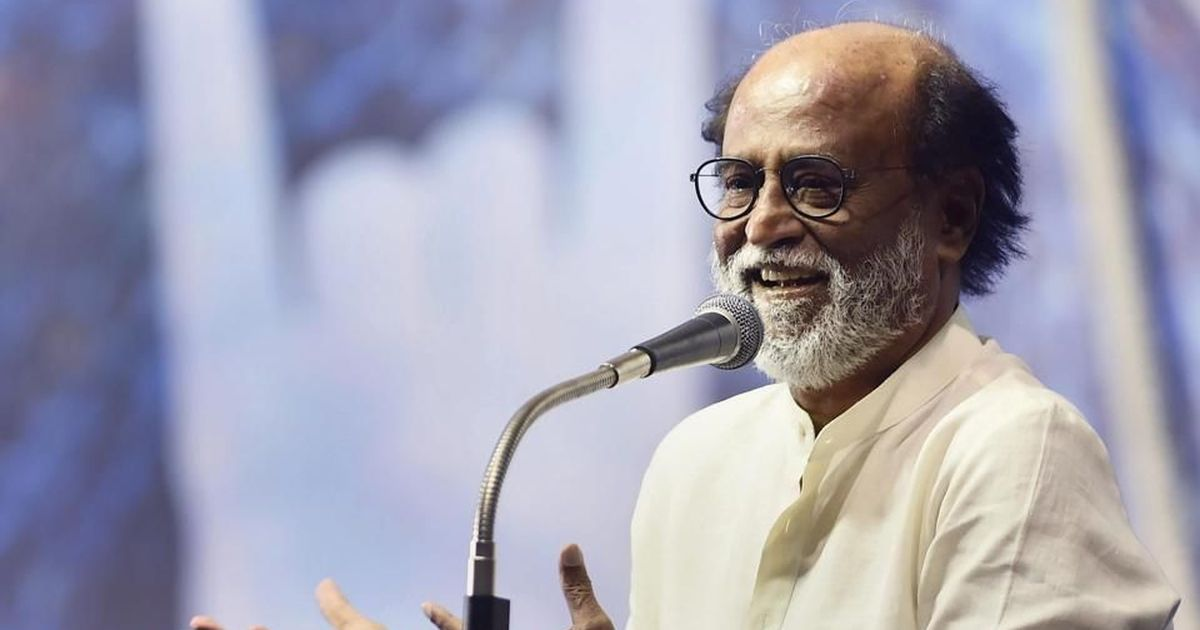 Rajinikanth promises to be as effective as MGR in leading Tamil Nadu