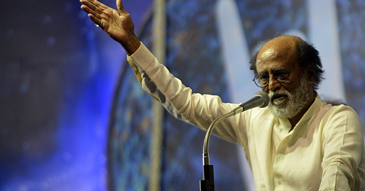 Rajinikanth's Thoothukudi visit is a self-inflicted blow to his political career in Tamil Nadu