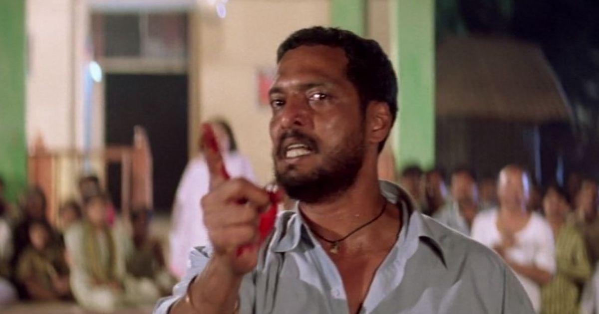 'Krantiveer' revisited: Nana Patekar is a rebel with too many causes in the 1994 superhit