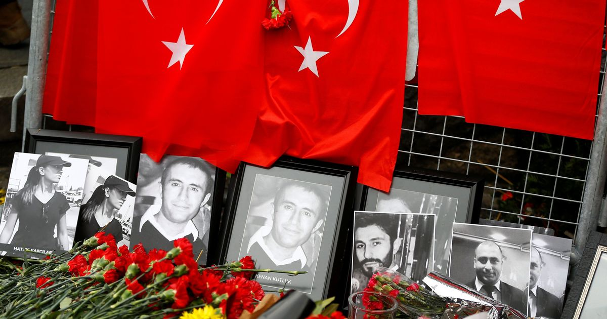 Turkey steps up security ahead of Istanbul nightclub attack anniversary, arrests over 200 people