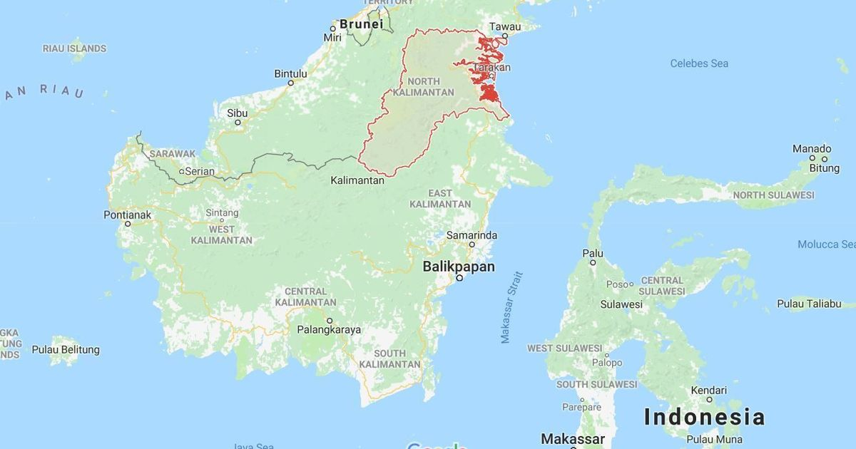 Eight dead as speedboat capsizes off Borneo island