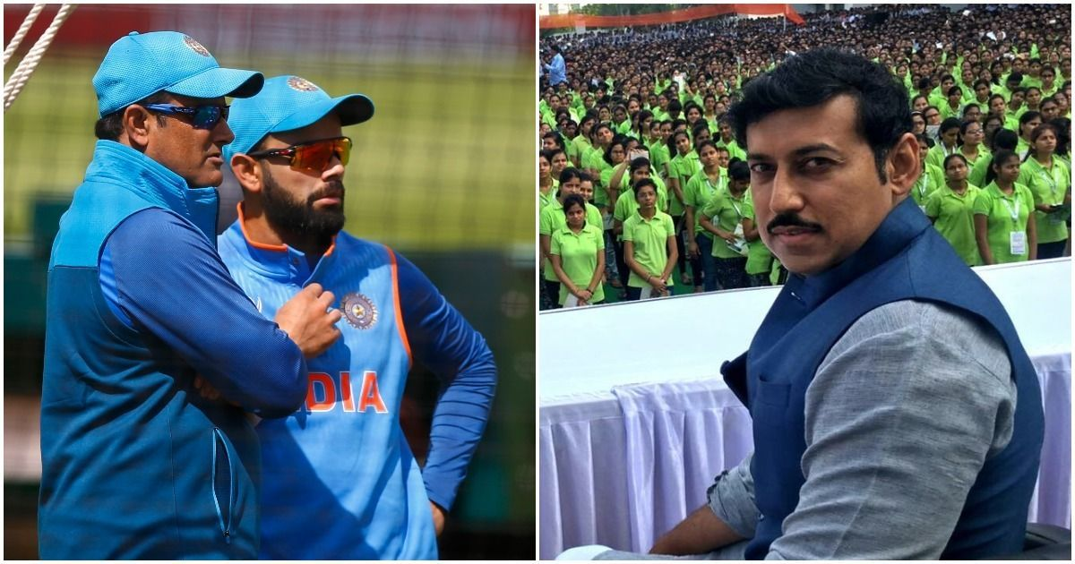 From the Kohli-Kumble saga to Rathore as Sports Minister: Talking points of 2017