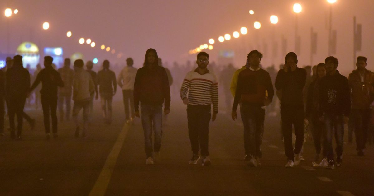 Indian capital becomes country's most polluted city