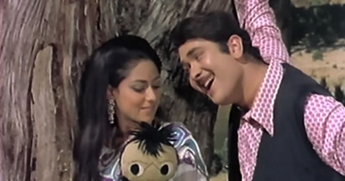 Picture the song: Looking for romance and finding RD Burman in 'Jaane Ja' from 'Jawani Diwani'