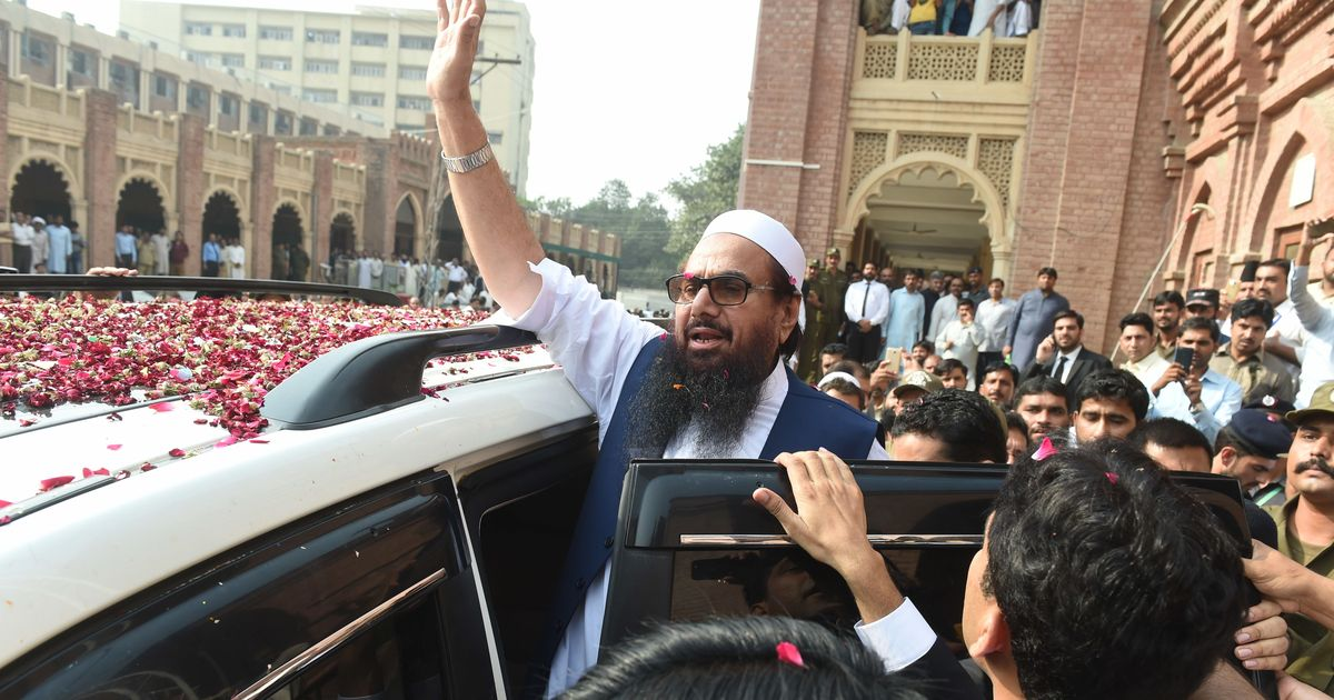 Lahore High Court asks Pakistan's government why it had banned Hafiz Saeed's JuD, its charity wing