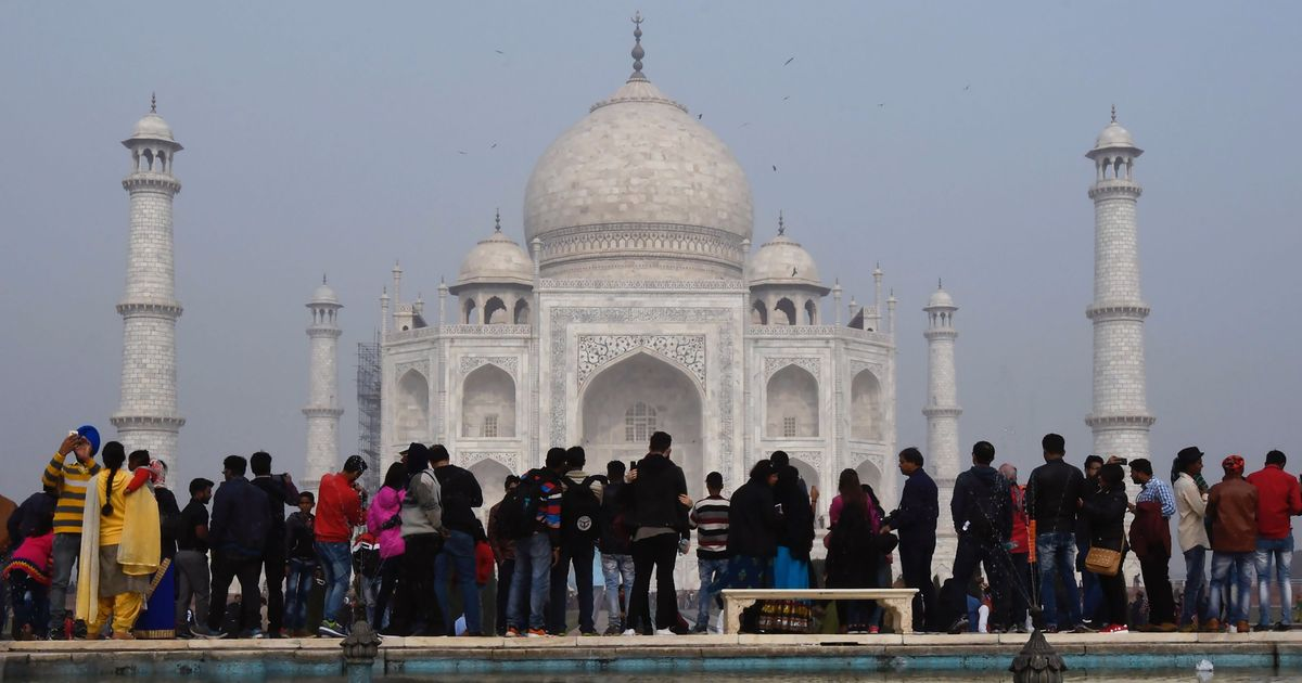 Archaeological Survey of India proposes to cap domestic visitors to Taj Mahal at 40,000 per day