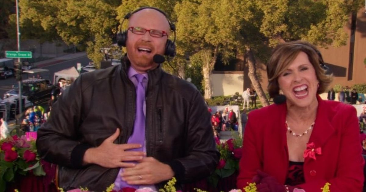 Viewers slam rose parade coverage on Amazon Prime – not realising it's a parody