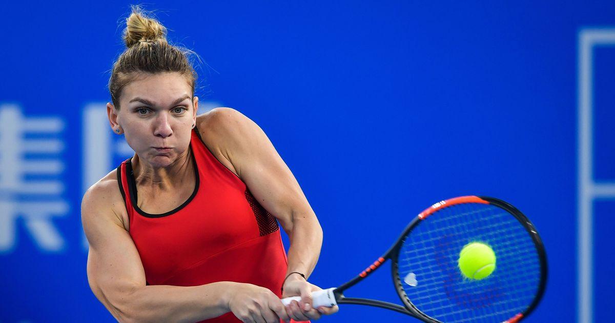 Simona Halep makes Qatar Open quarters despite ankle worry