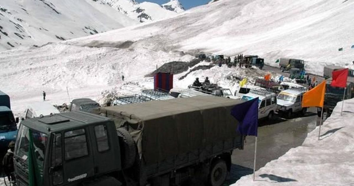 Jammu and Kashmir: Centre approves all-weather tunnel project to connect Leh with rest of the state