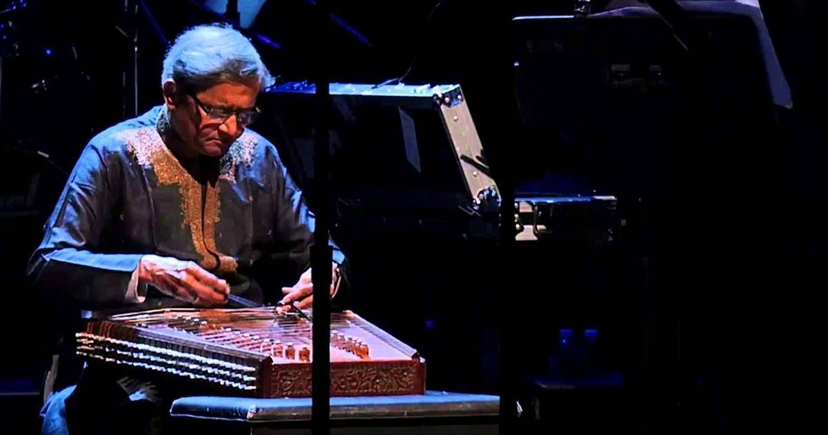 Ulhas Bapat (1950-2018), a multi-faceted musician who took the santoor and made it his own