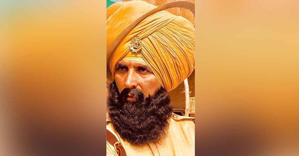 Kesari first look: Akshay Kumar looks like a fierce Sikh warrior