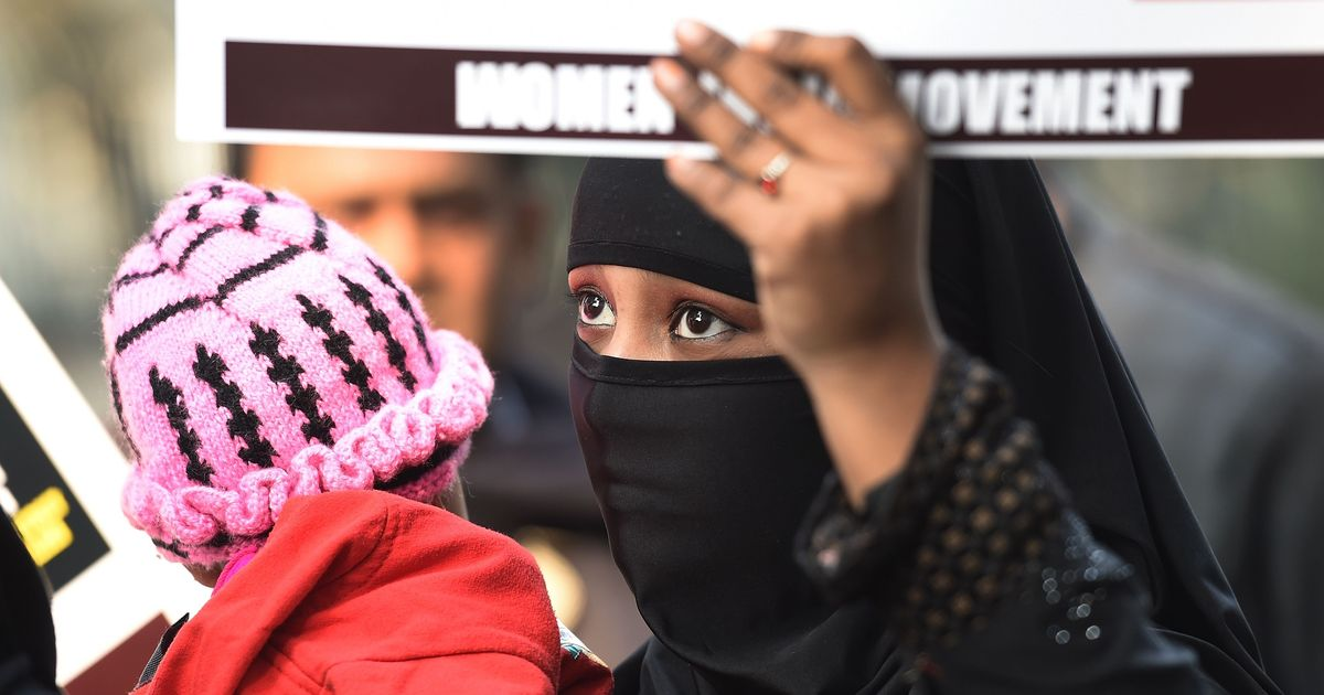 Cabinet approves ordinance making triple talaq punishable offence