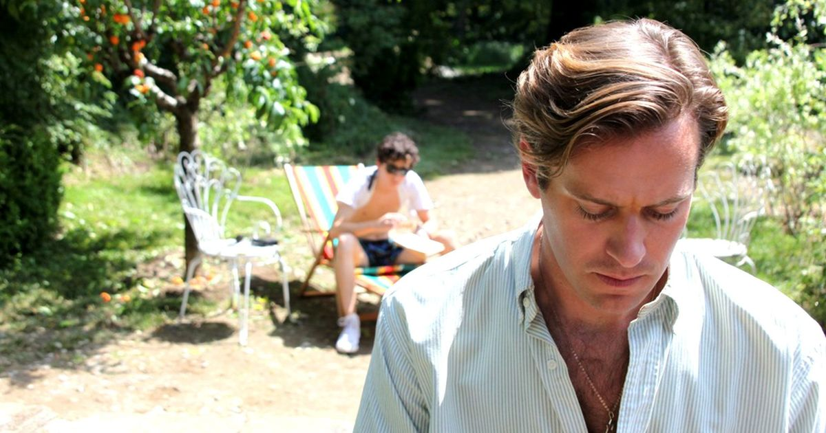 Book versus movie: Gay romance 'Call Me By Your Name' shimmers on the page and screen