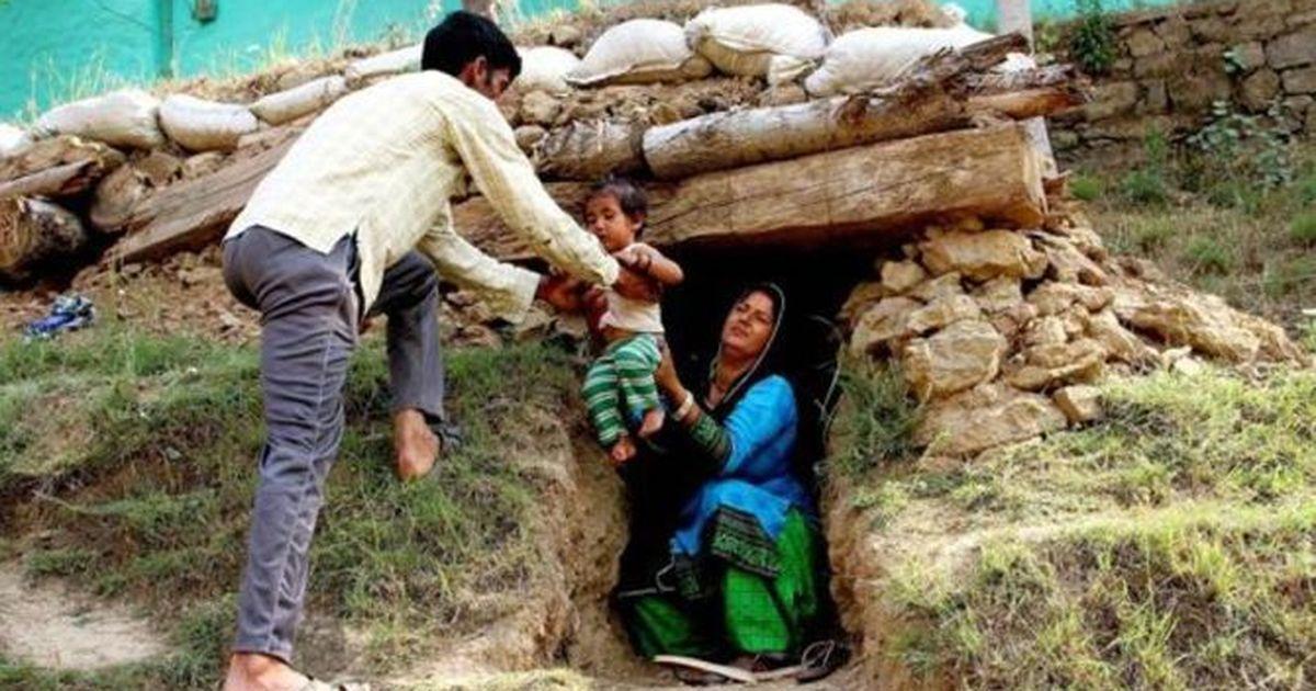 जम्मू-कश्मीर : सीमा पर रहने वाले लोगों की सुरक्षा के लिए सरकार हजारों बंकर बनाएगी