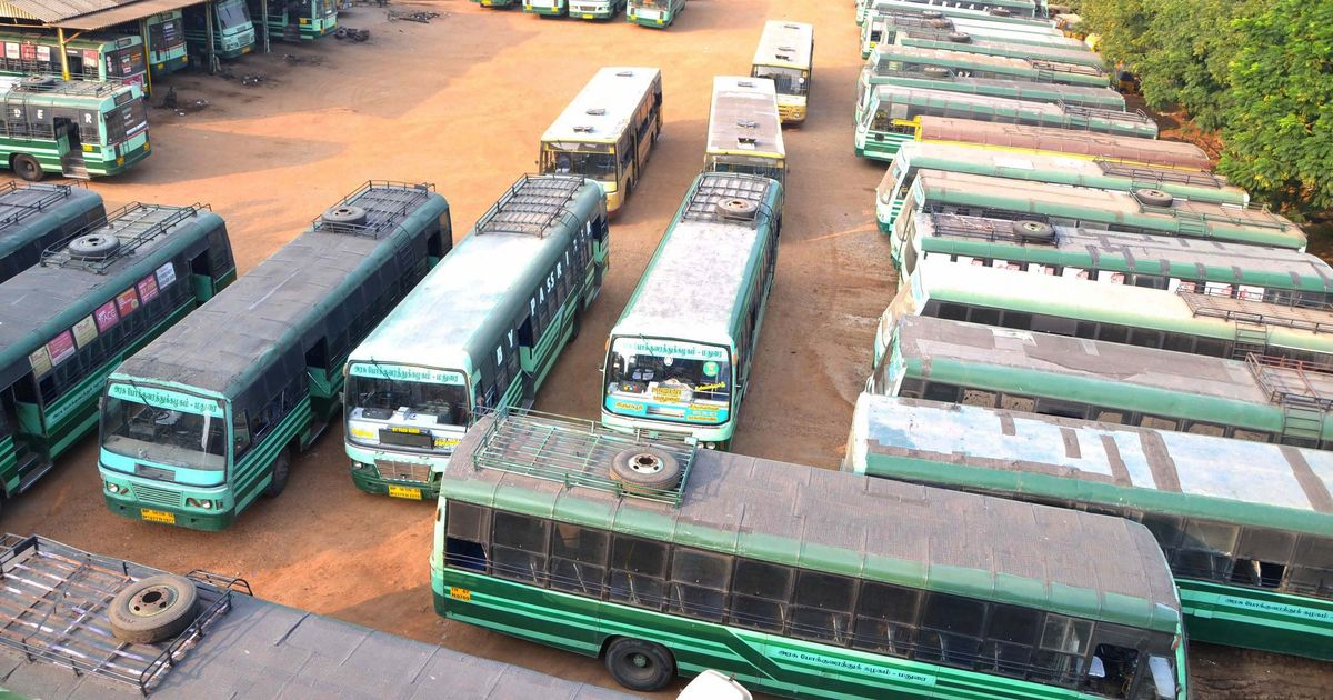 Road transport unions go on strike against Motor Vehicles Amendment Bill