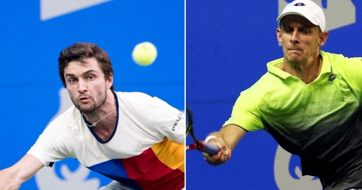 Gilles Simon defeats Kevin Anderson to clinch Maharashtra Open tennis title