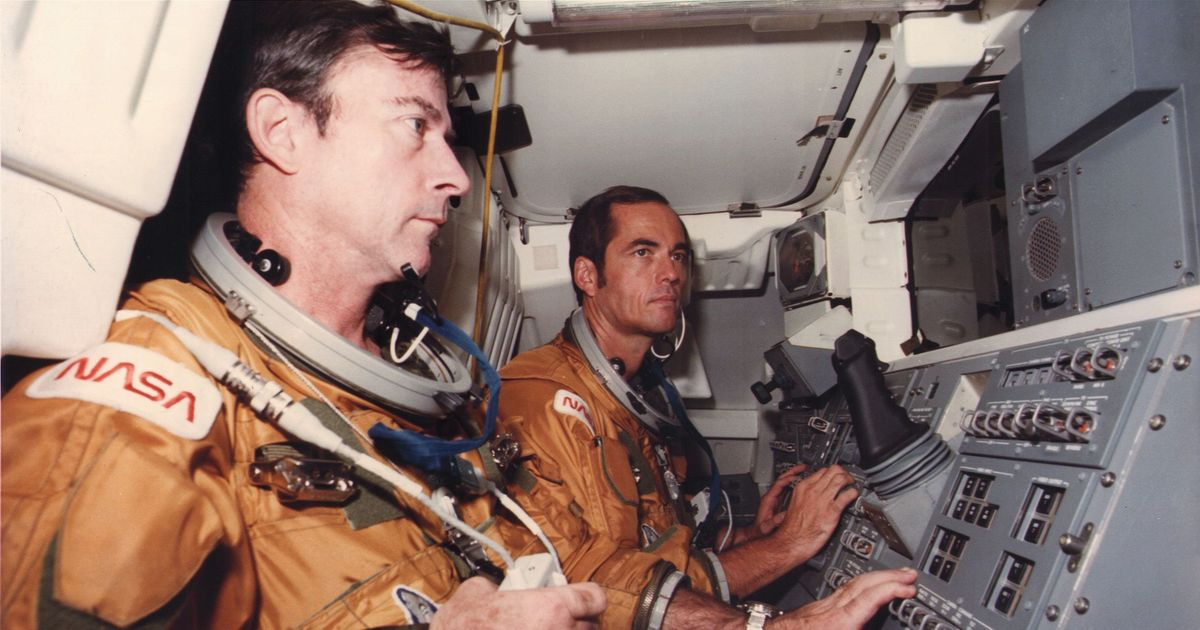Legendary US Astronaut John Young Has Died At Age 87