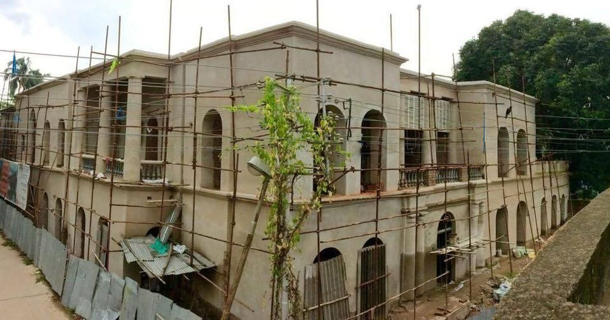 With the restoration of a Danish tavern in Serampore, a forgotten chapter of history comes to light