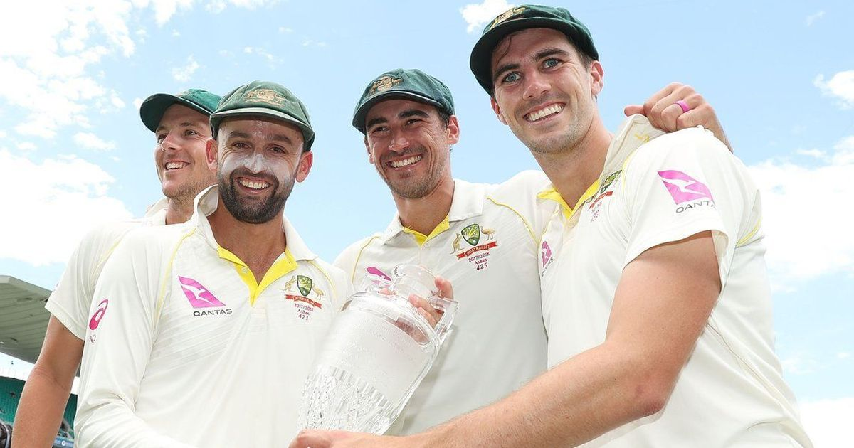 Cummins, Hazlewood, Starc, Lyon issue joint statement, deny any part in 2018 ball-tampering scandal
