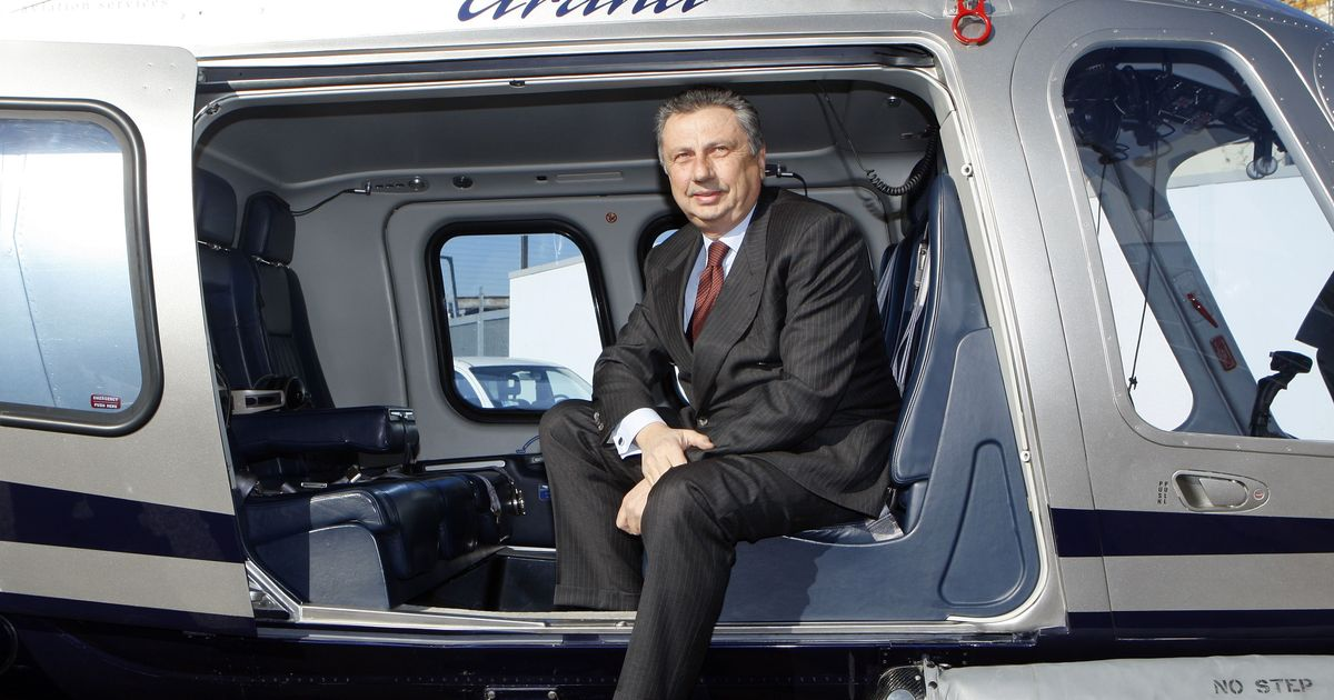 Ex-Finmeccanica CEO Acquitted Of Graft Charges In VVIP Chopper Deal