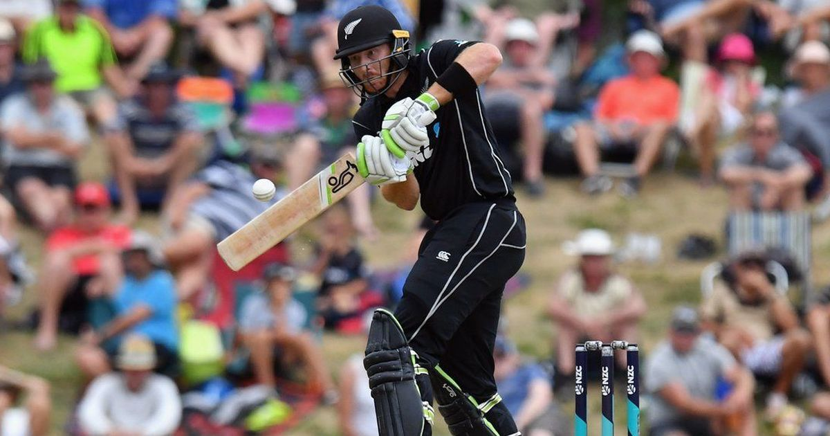 Martin Guptill blasts New Zealand to eight-wicket win in rain-hit 2nd ODI against Pakistan