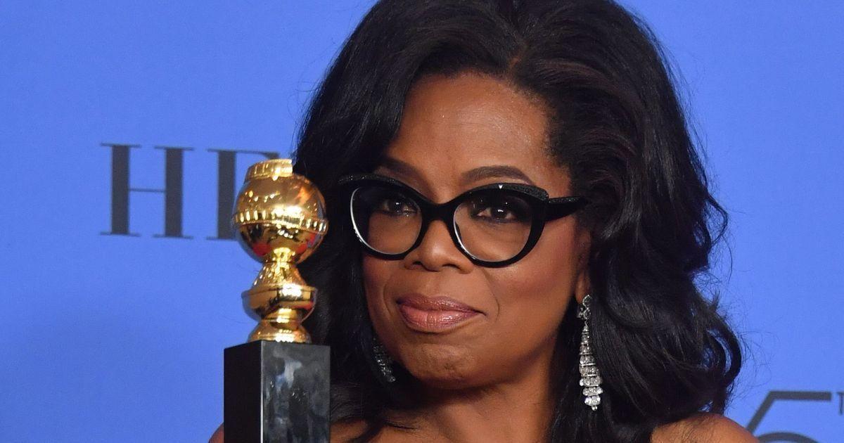 Oprah Winfrey's Golden Globes speech triggers speculation about US presidential bid