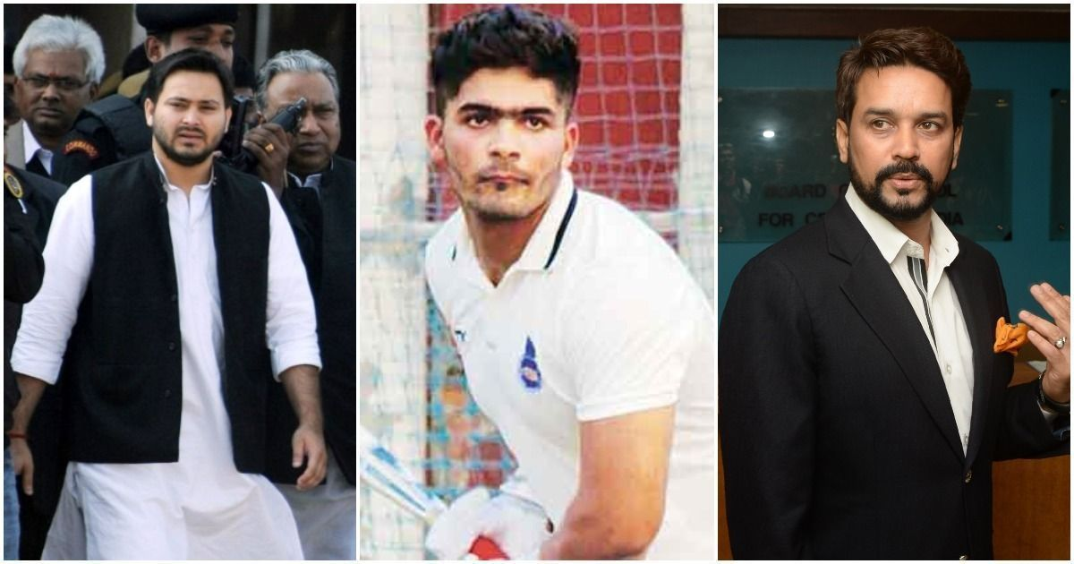 Cricket, influencers and their sons: Pappu Yadav's son is