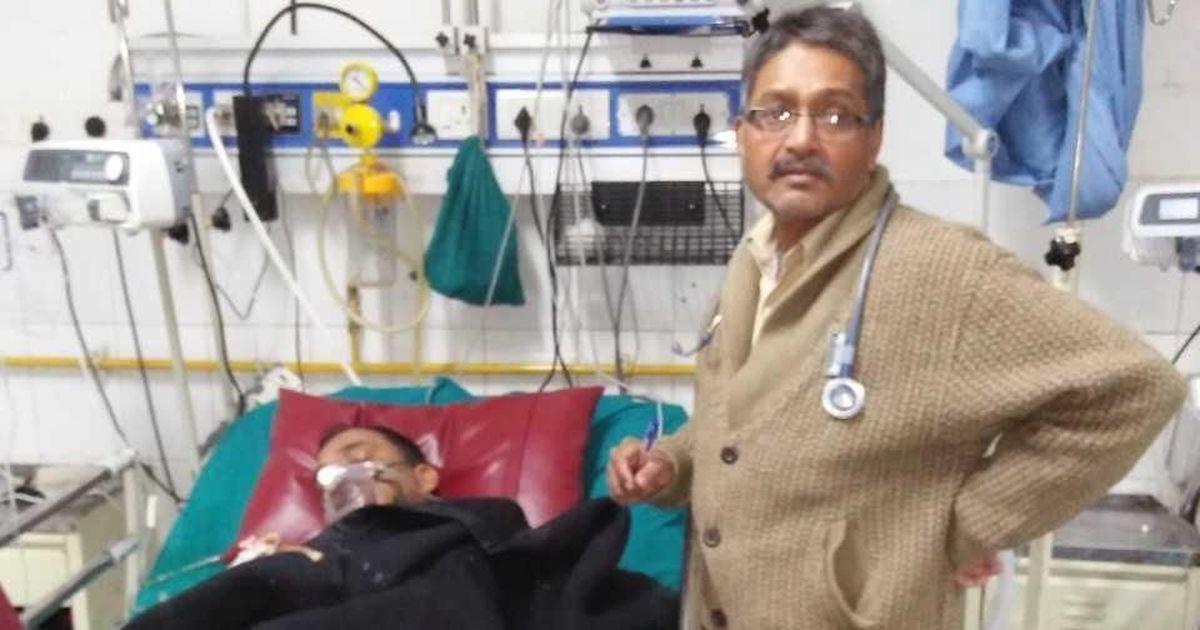 उत्तराखंड : भाजपा कार्यालय में जहर खाने वाले कारोबारी की तीन दिन बाद मौत