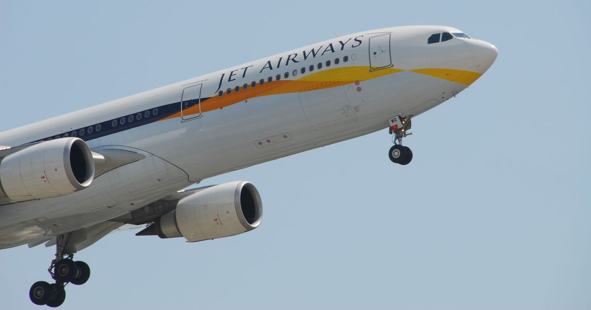 Passengers on Mumbai-Jaipur Jet Airways flight start bleeding after cabin pressure drops