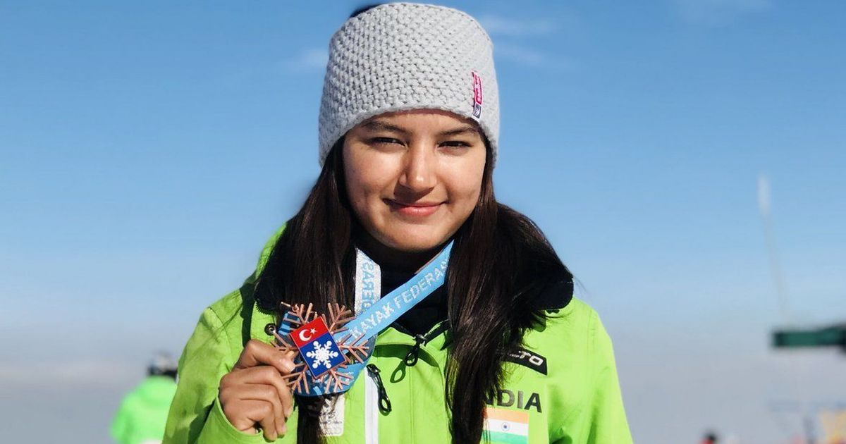 Historic Win: Aanchal Thakur Bags India's First-ever Medal in International Skiing