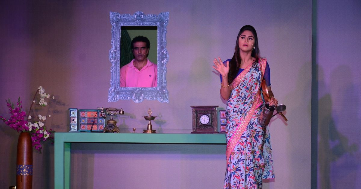 In 'Belan Waali Bahu' TV show, a dead husband and a haunted rolling pin