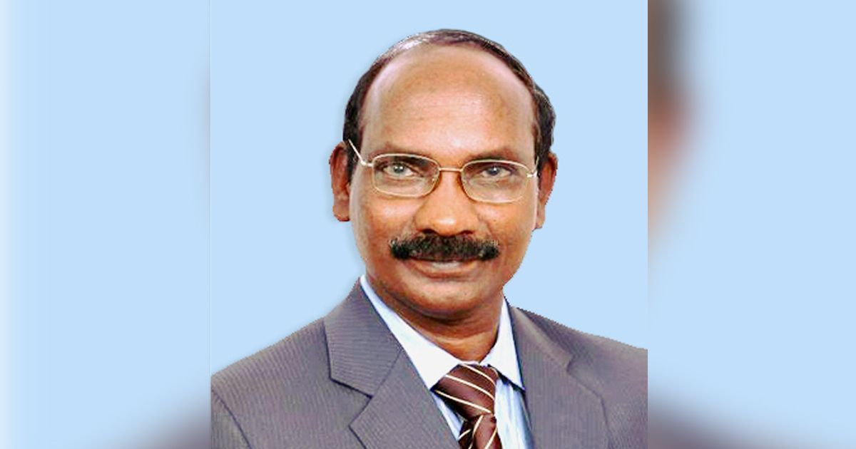 Sivan K appointed as Space Secretary