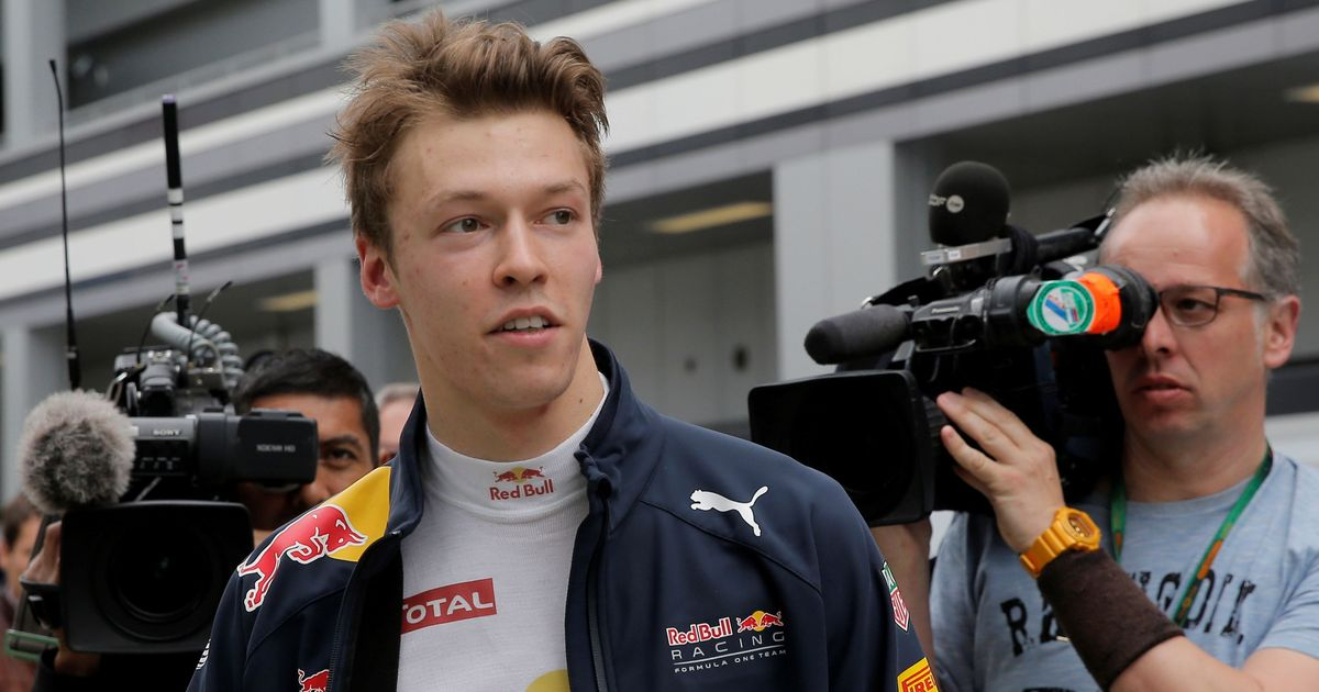 Kvyat added to Ferrari team