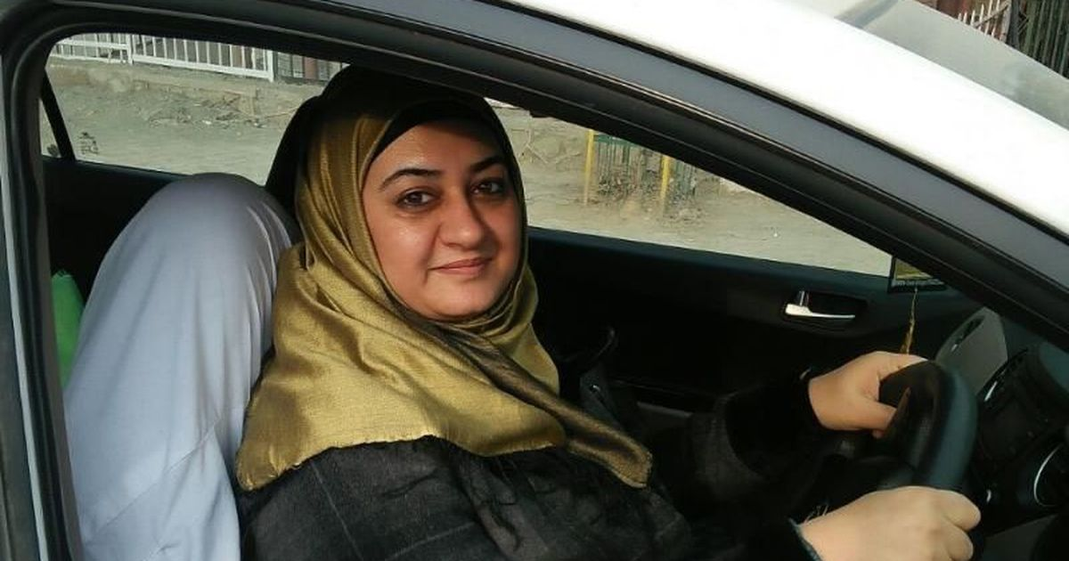ये हैं डॉक्टर शरमीन जो जम्मू-कश्मीर की पहली महिला स्नो रेसर बनने वाली हैं