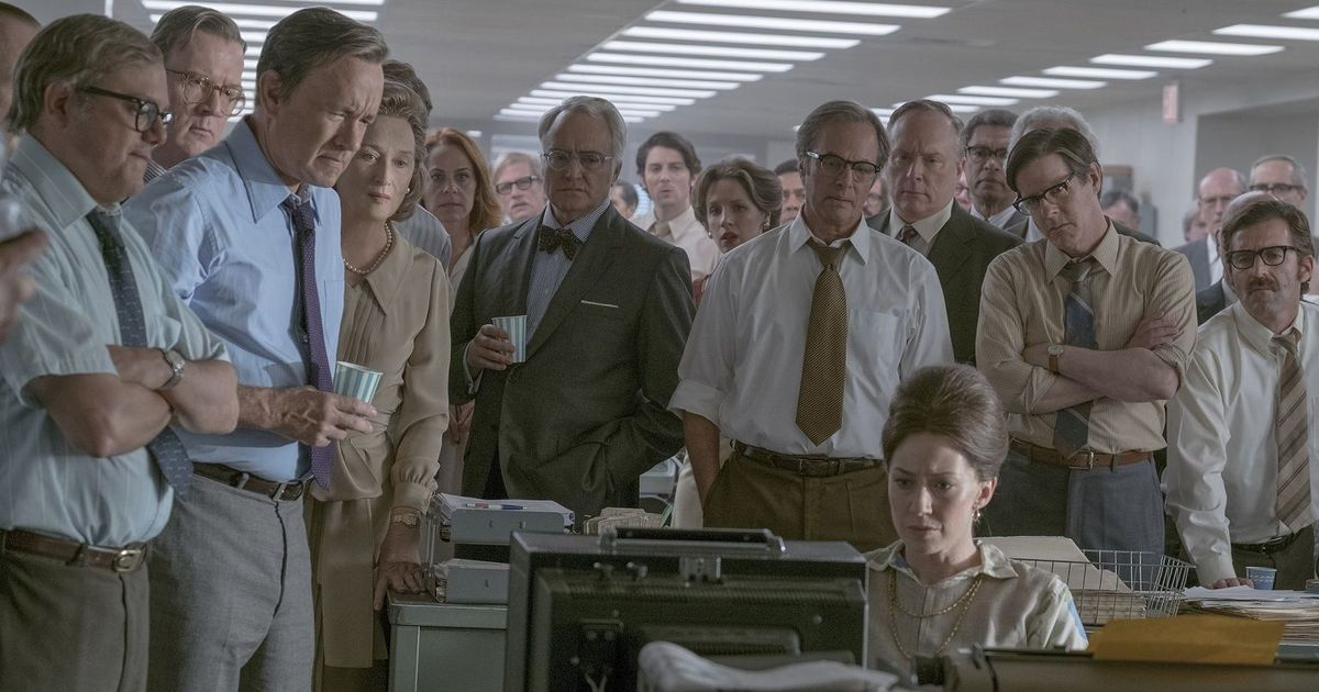 'The Post' film review: A blast from the past that speaks to the present