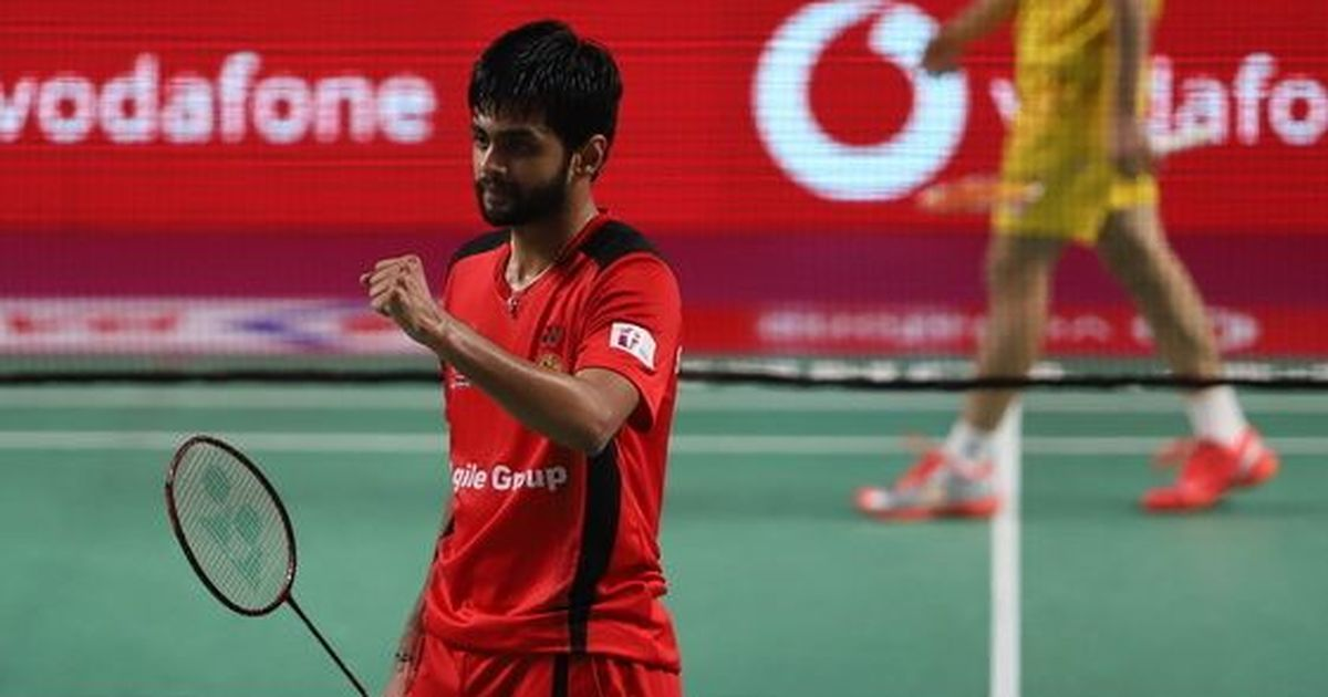 PBL: Sai Praneeth, Carolina Marin take Hyderabad Hunters to top of the standings