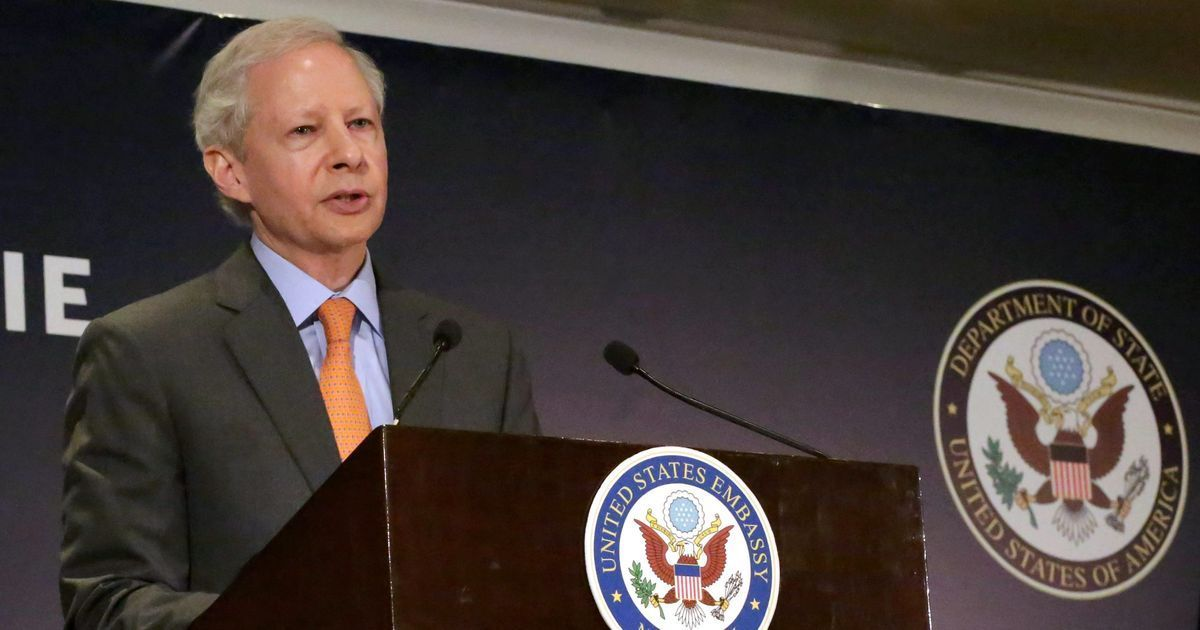 Committed to work for India's NSG tag: U.S.  envoy