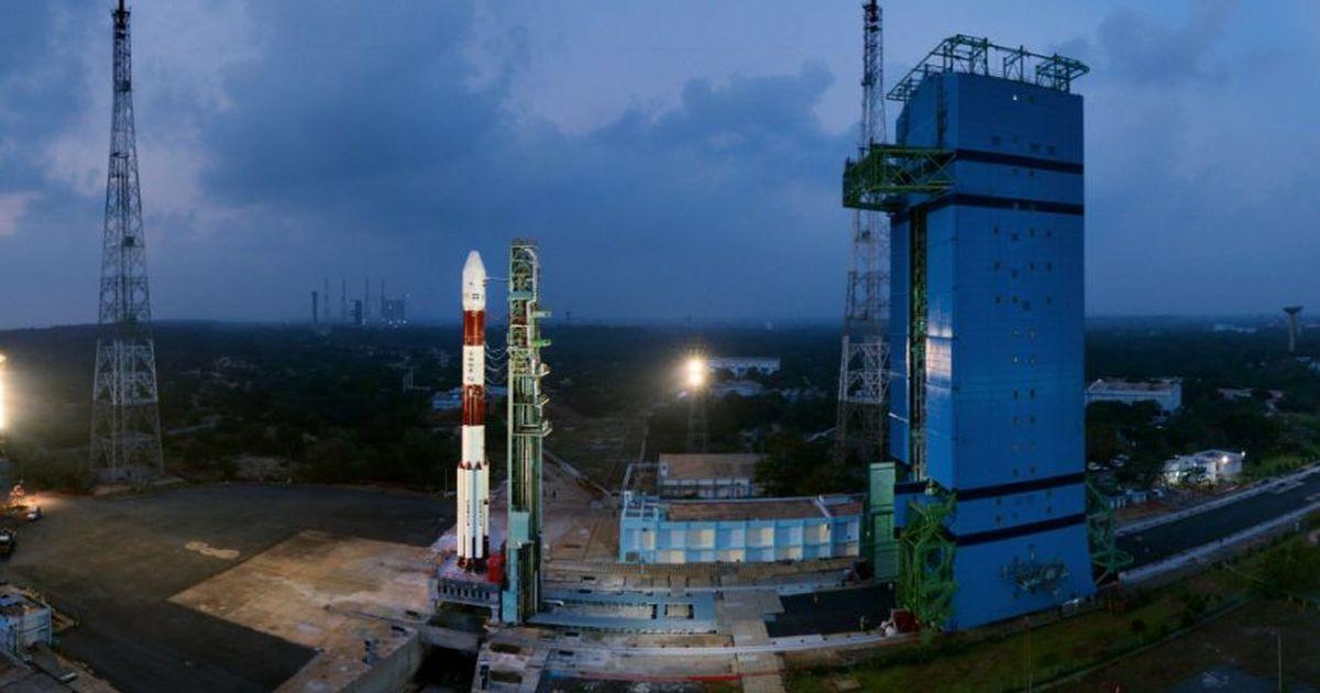 100वें उपग्रह की सफल लॉन्चिंग कर इसरो ने देश को 'नए साल का तोहफा' दिया
