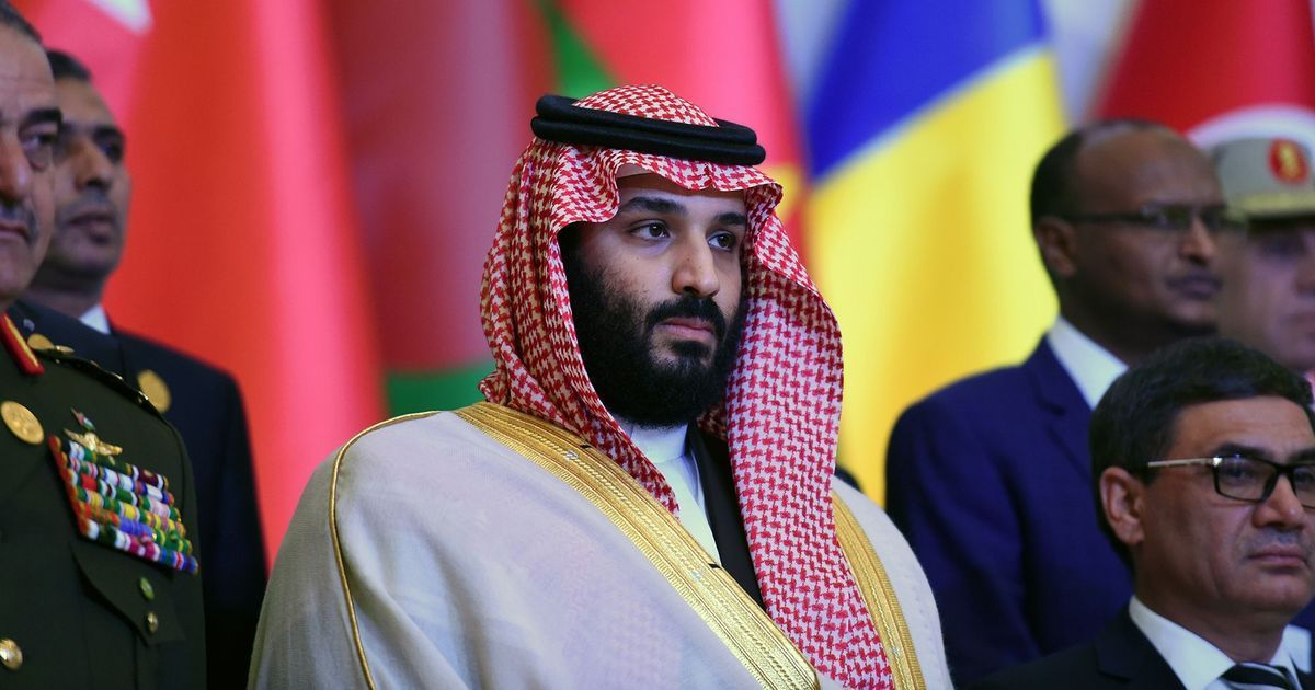 Image result for Saudi Arabia's crown prince to arrive in New Delhi today