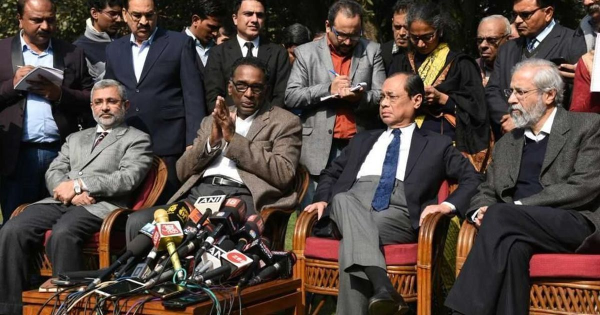 Opposition parties may move to impeach CJI Dipak Misra
