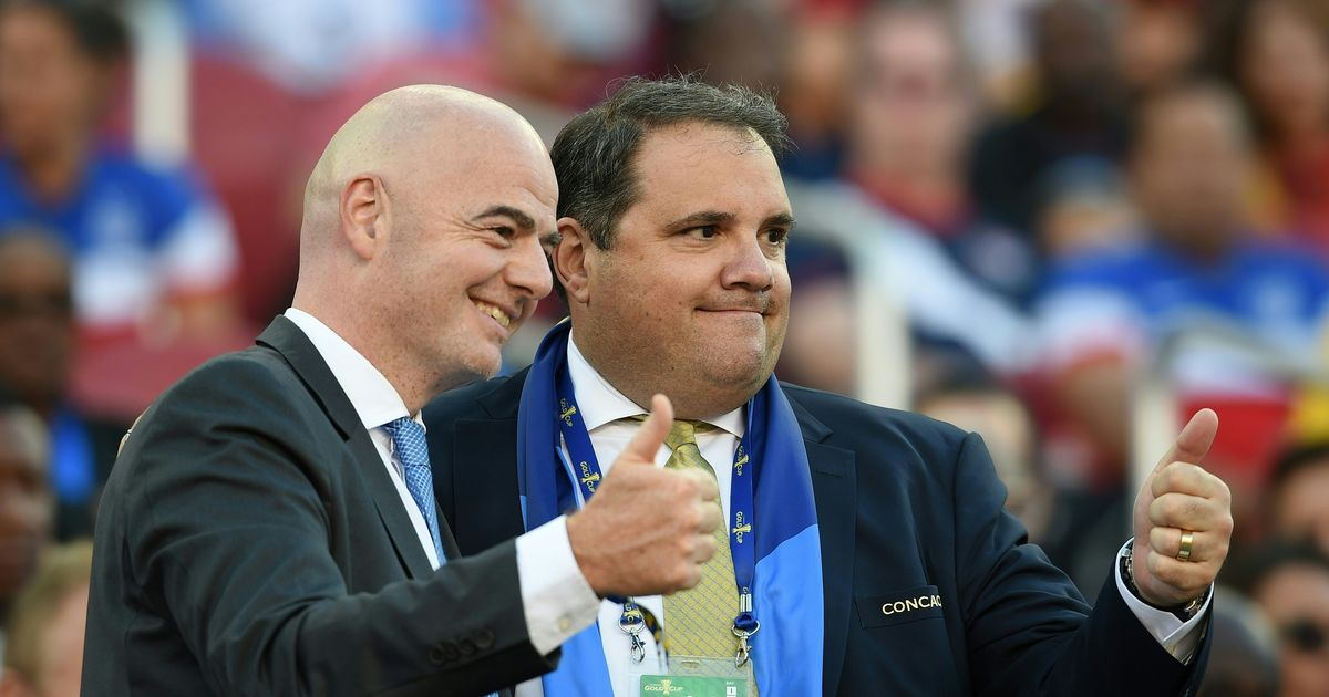 Concacaf distances itself from Trump's 'shithole' slur ahead of submitting 2026 World Cup bid