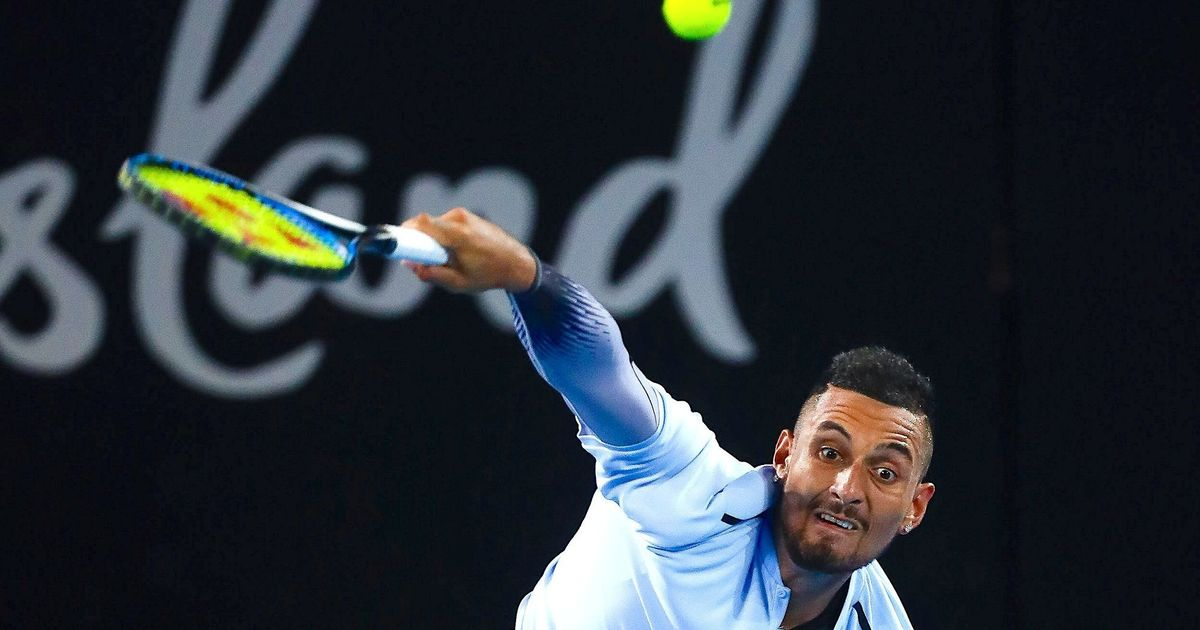 'He's really difficult to beat': Federer impressed by 'incredibly talented' Nick Kyrgios