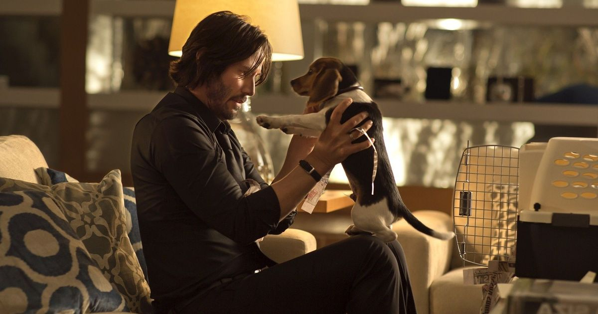 'John Wick' TV spinoff in the works, titled 'The Continental'